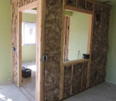 Sound insulation for conference room