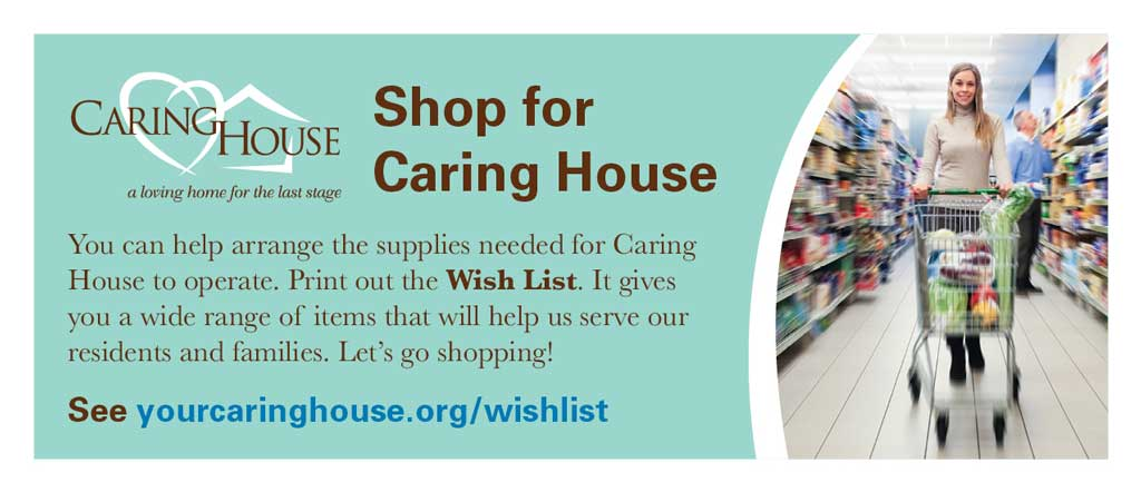 Shop for Caring House