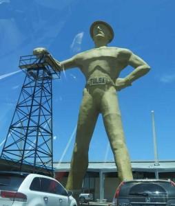 Tulsa giant