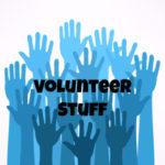 Volunteer Stuff