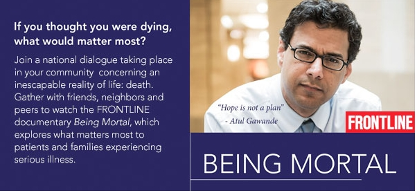Being Mortal - Atul Gawande