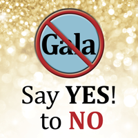 Say YES! to the NO Gala