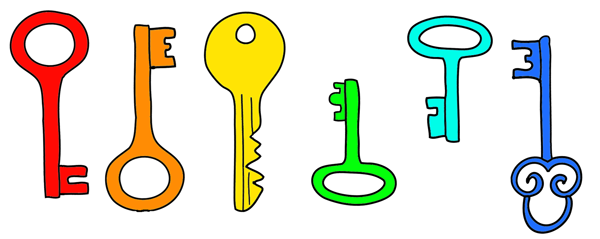 The Six Keys