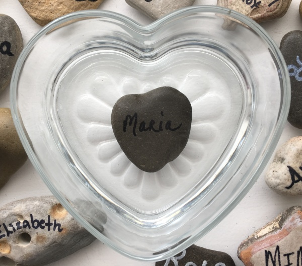 Maria_C Memory Stone