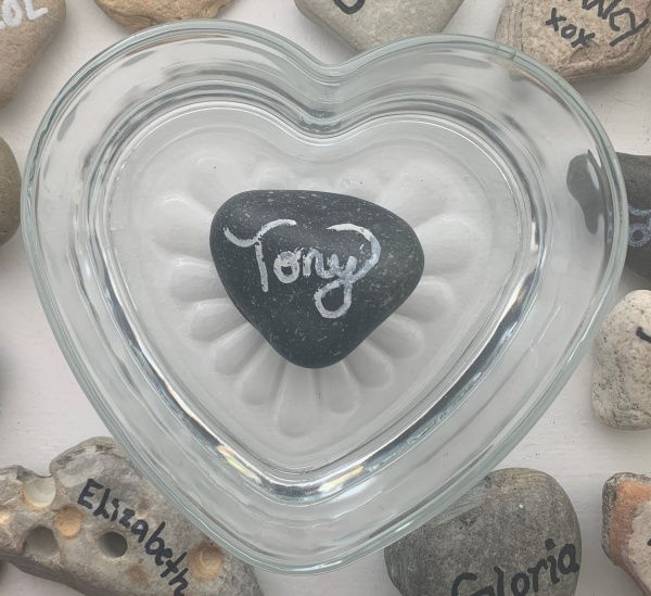 Jose Tony Memory Stone