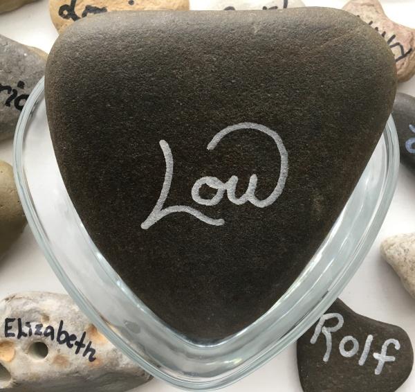 Guadalupe Lou Memory Stone