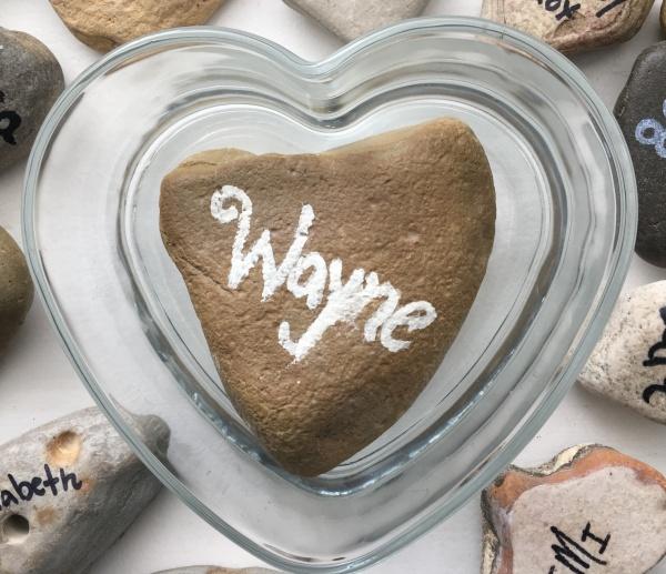 Wayne Memory Stone