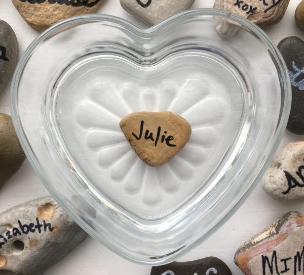 Julie Memory Stone