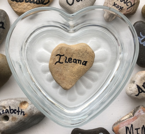 Ileana Memory Stone