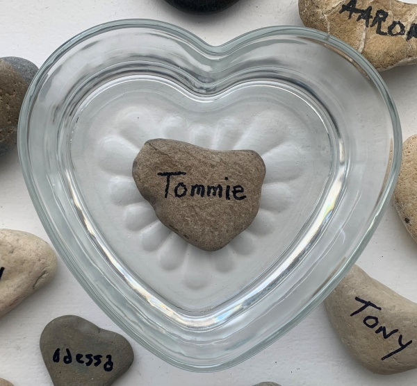 Tommie memory stone