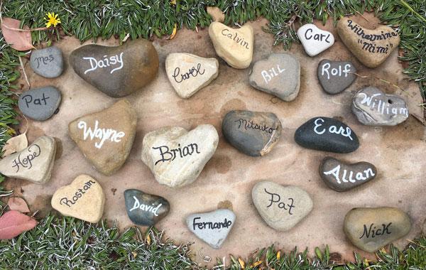 Memory Stones Jan to June 2018 group 1
