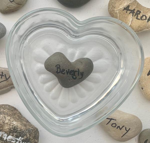 Beverly memory stone