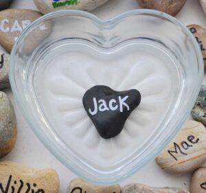 Jack Hoffman's Memory Stone