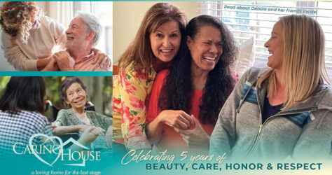 Celebrating 5 Years of Caring House